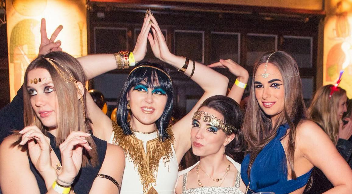 Image result for Cleopatra's Ball in Los Angeles new year party