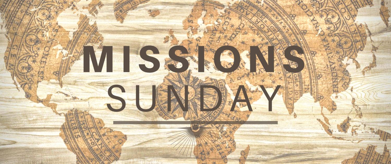 Longview Church of the Nazarene | Missions Sunday