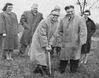 1959 Groundbreaking
