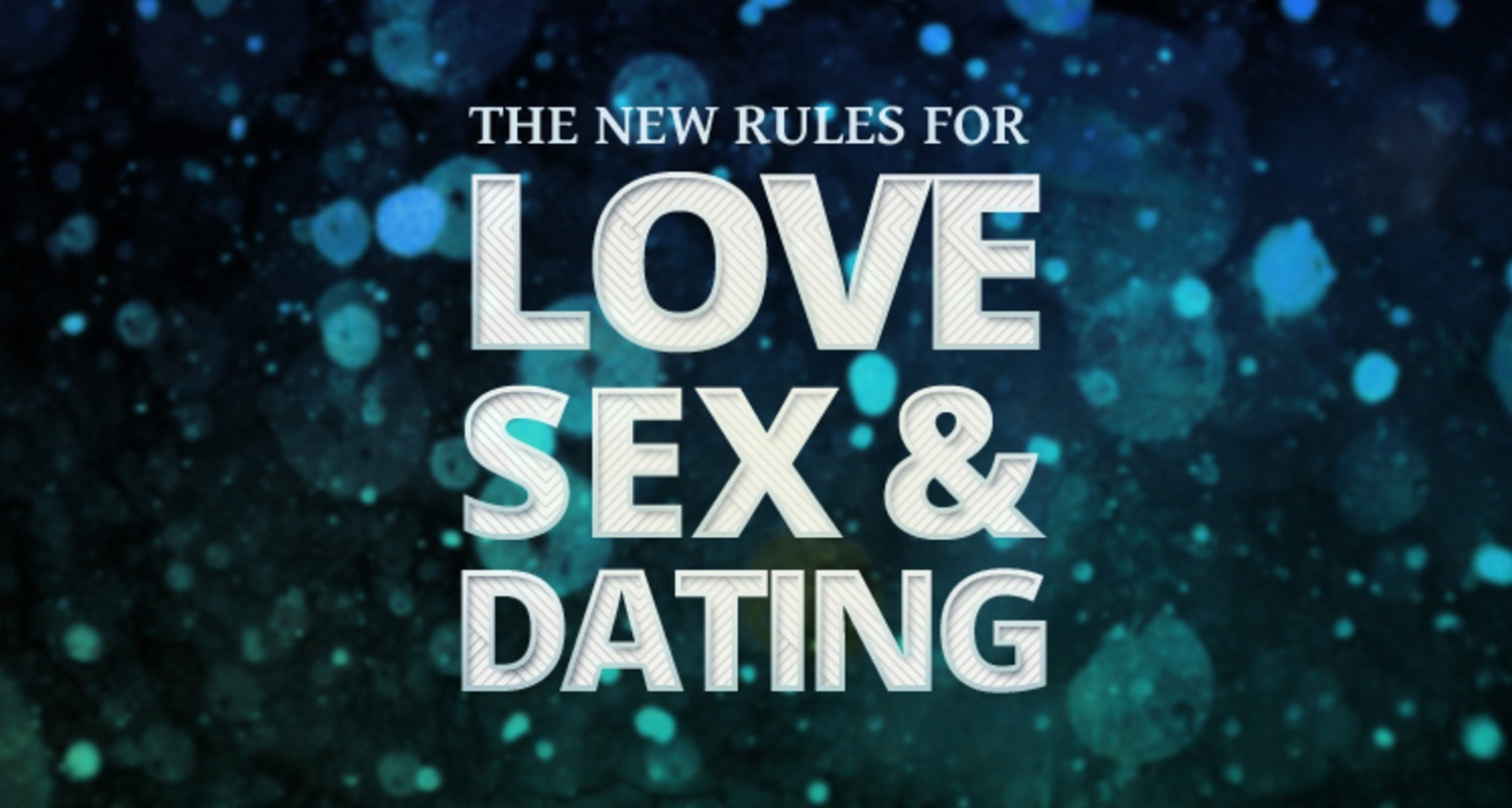 New rules of sex dating