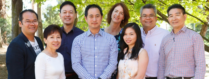 Full Gospel Assembly Melbourne | Our Leadership & Staff