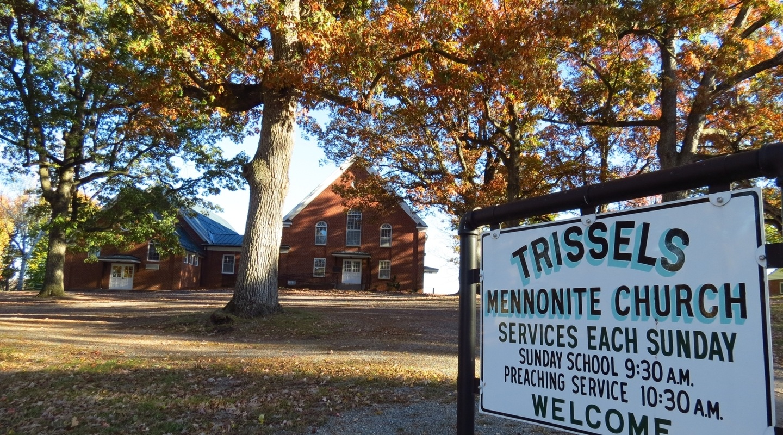 Trissels Mennonite Church Broadway Va Home