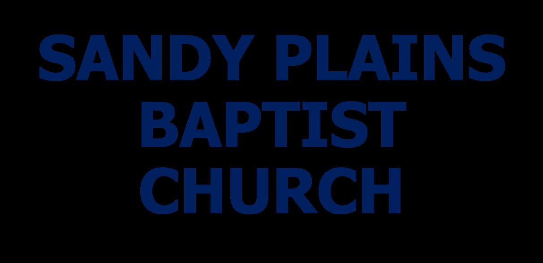 Sandy Plains Baptist Church | prayer request