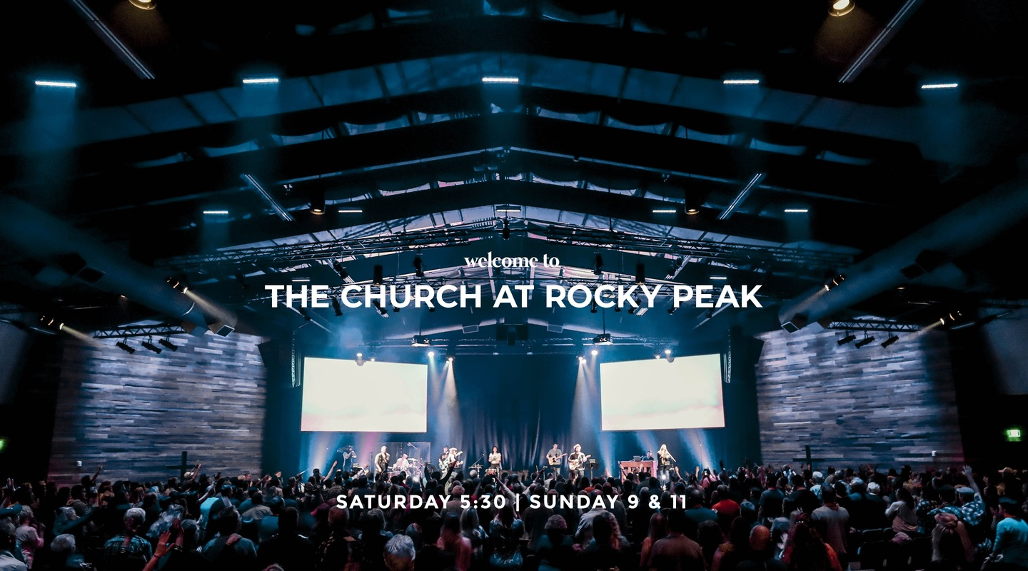 The Church at Rocky Peak | HOME