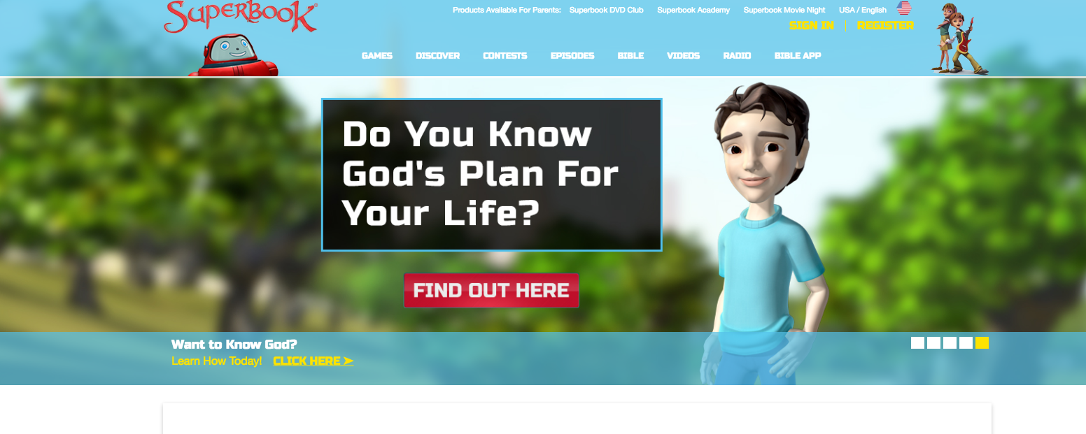 parkview christian church superbook kids online