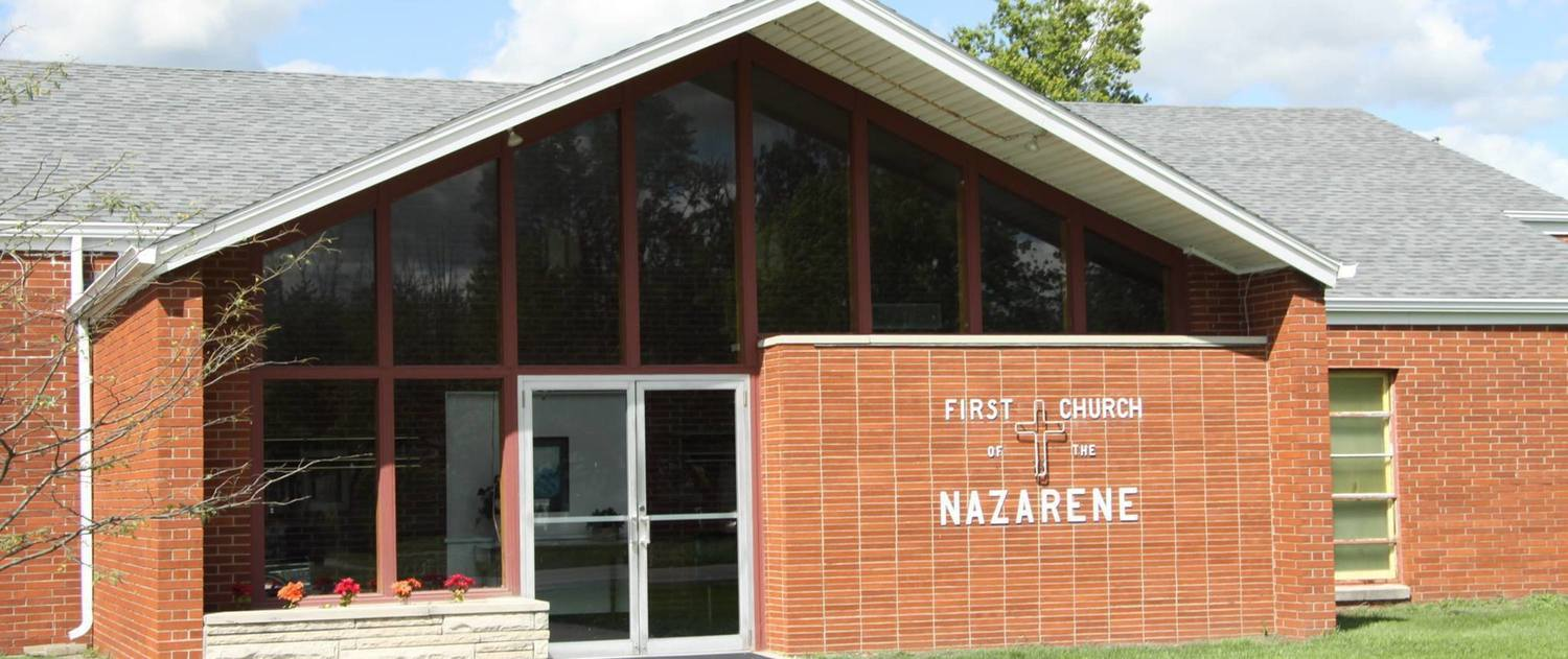 Marion First Church Of The Nazarene Home