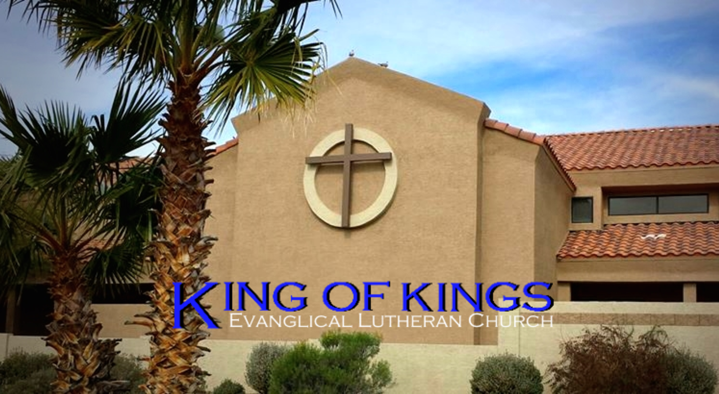 King of Kings Evangelical Lutheran Church | WELCOME