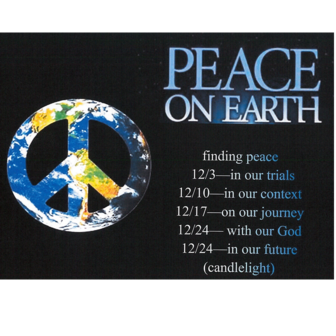 Overisel Reformed Church | Peace on Earth