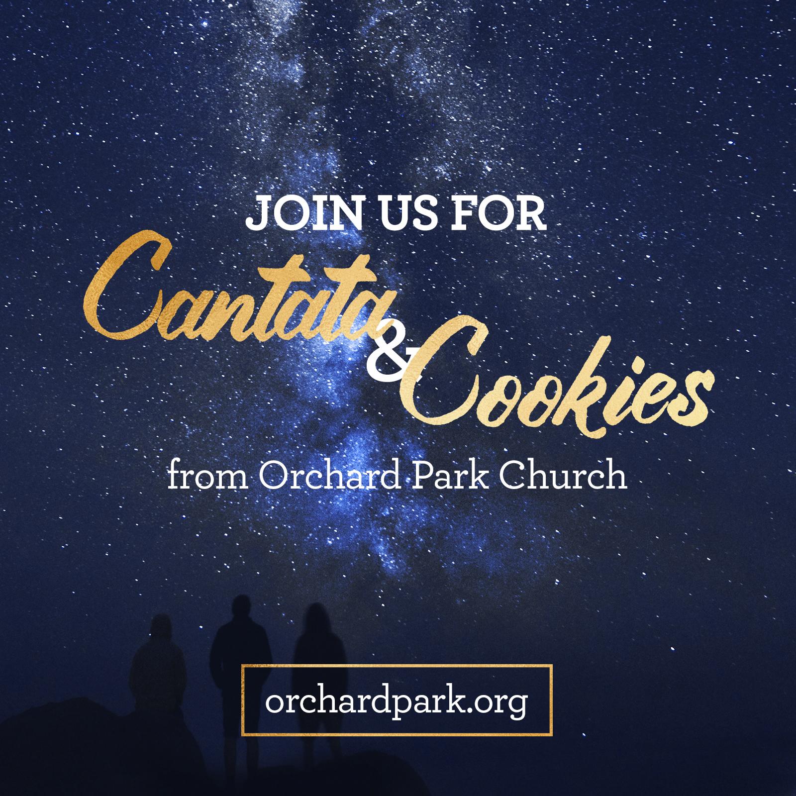 Cantat & Cookies
