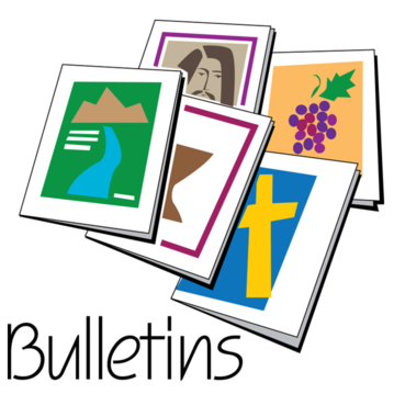 Image result for catholic church weekly bulletin