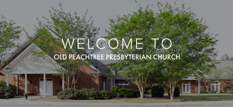 Peachtree Pres Christmas Service 2020 Old Peachtree Presbyterian Church   Home