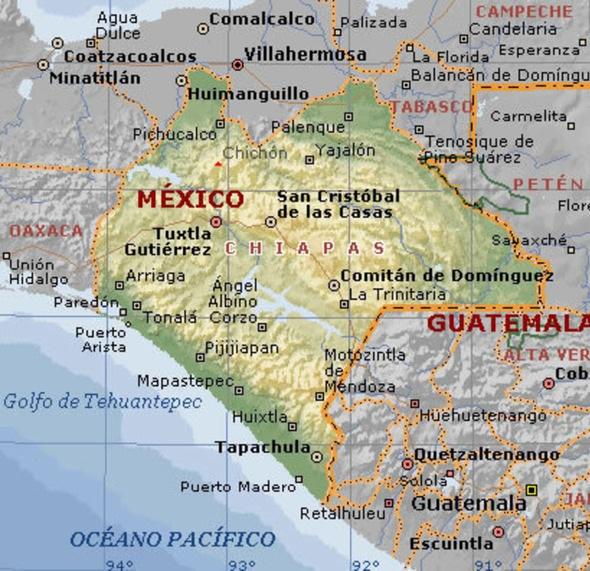 Arriaga mexico