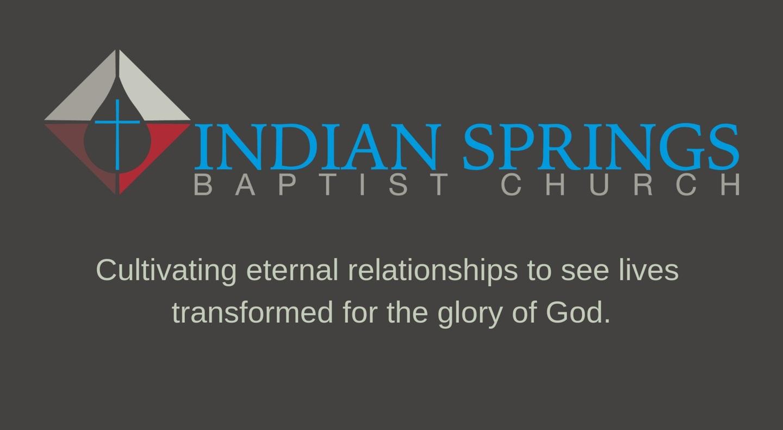Indian Springs Baptist Church | Home