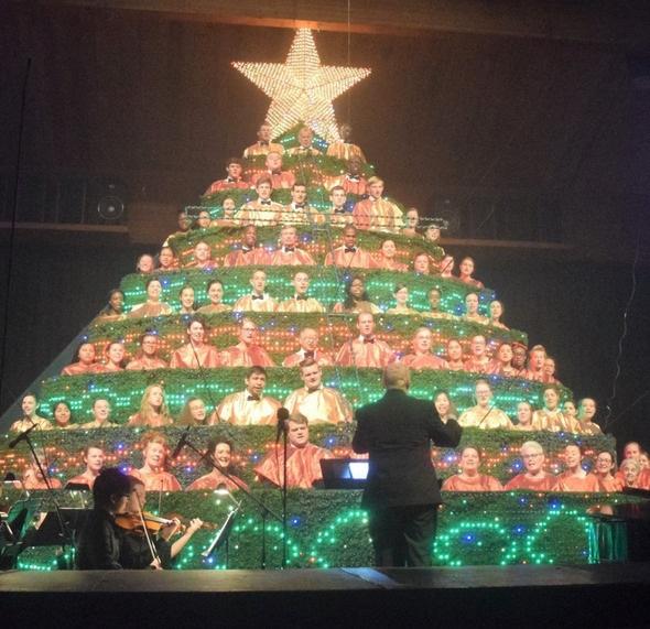 Hobe Sound Bible Church | Singing Christmas Tree