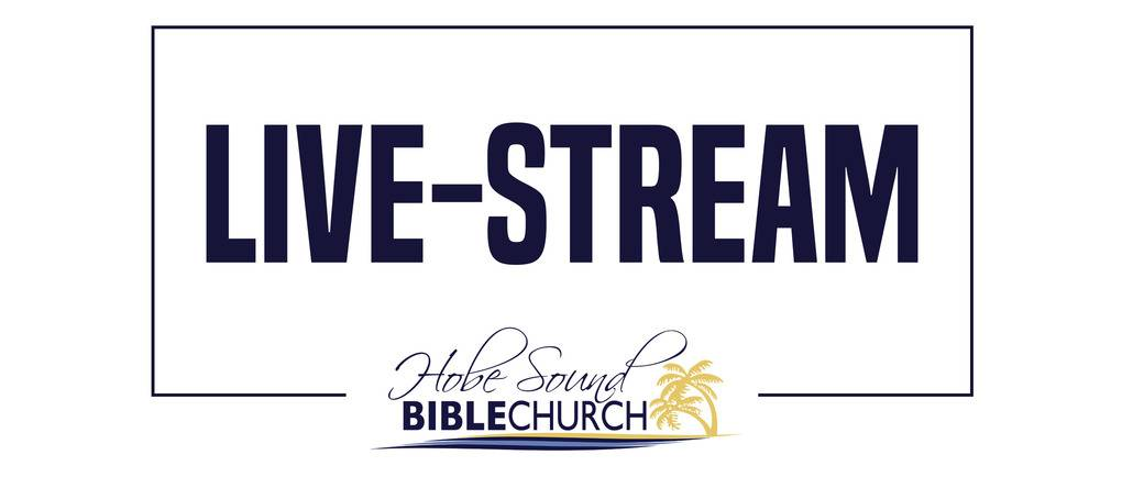 You Tuhe Hobe Sound Church Singing Christmas Tree 2020 Hobe Sound Bible Church | Live Stream