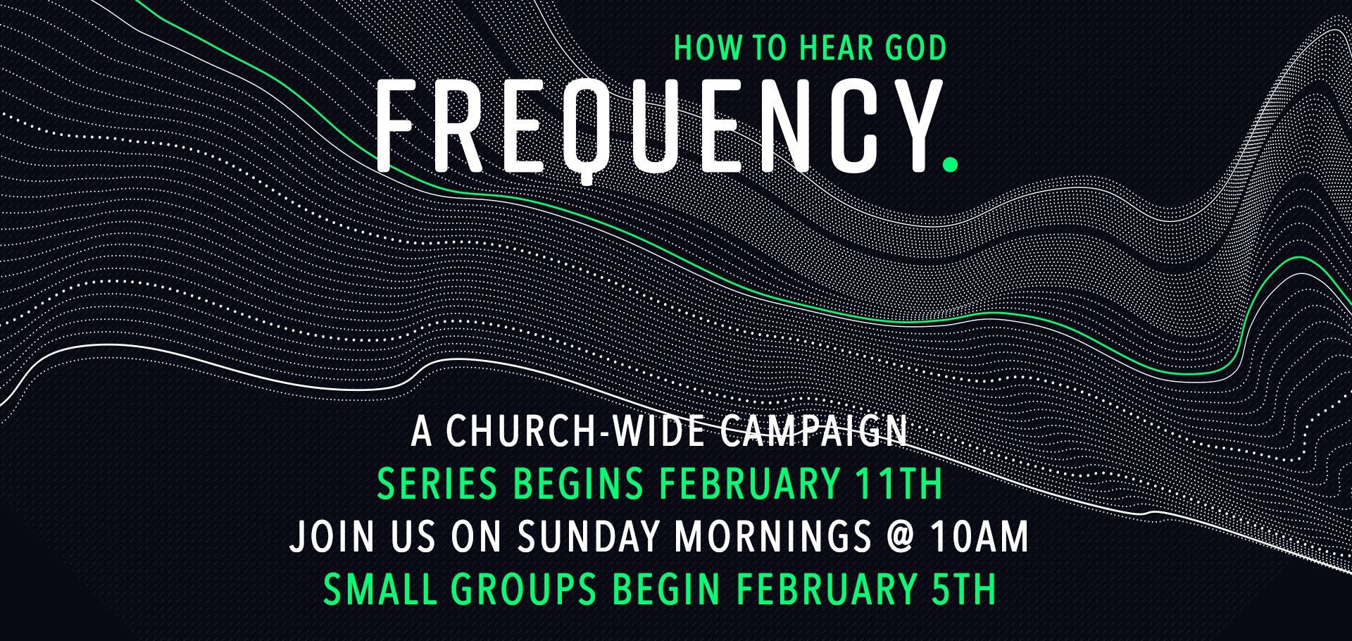 Frequency: How to Hear God