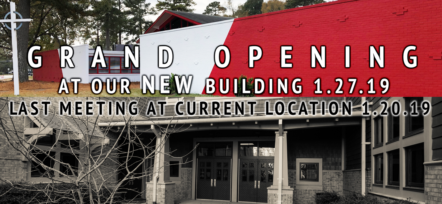 New Building Grand Opening