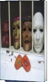 Máscaras da vida