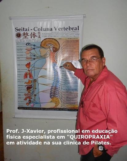 Prof. J - Xavier