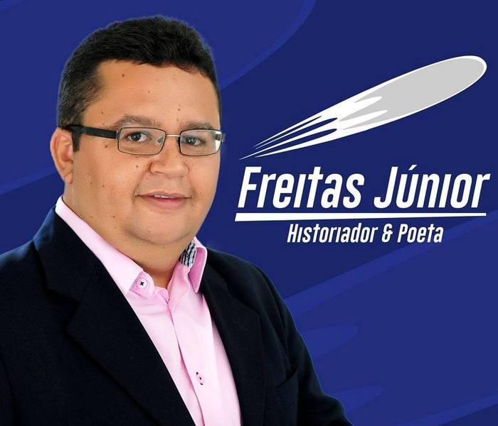 FREITAS JÚNIOR - POETA