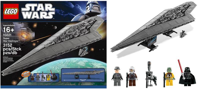 Big Lego Sets To Build Room
