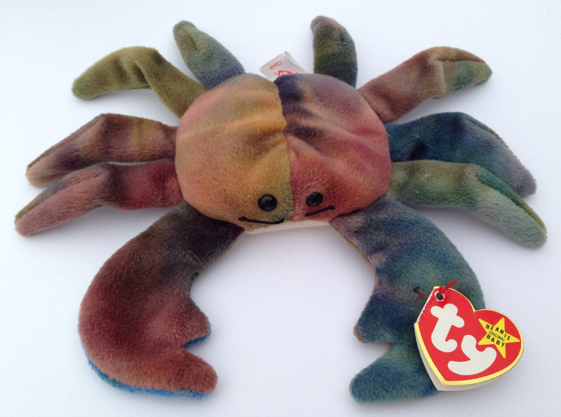 the 10 most valuable beanie babies completeset