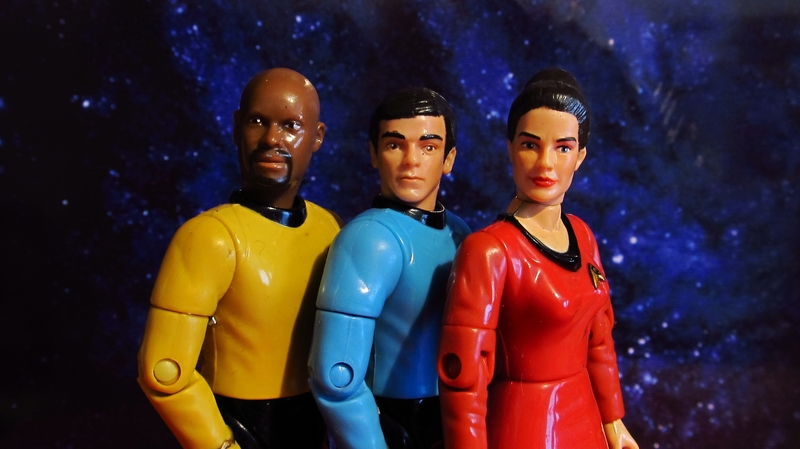 Image result for star trek the original series action figures