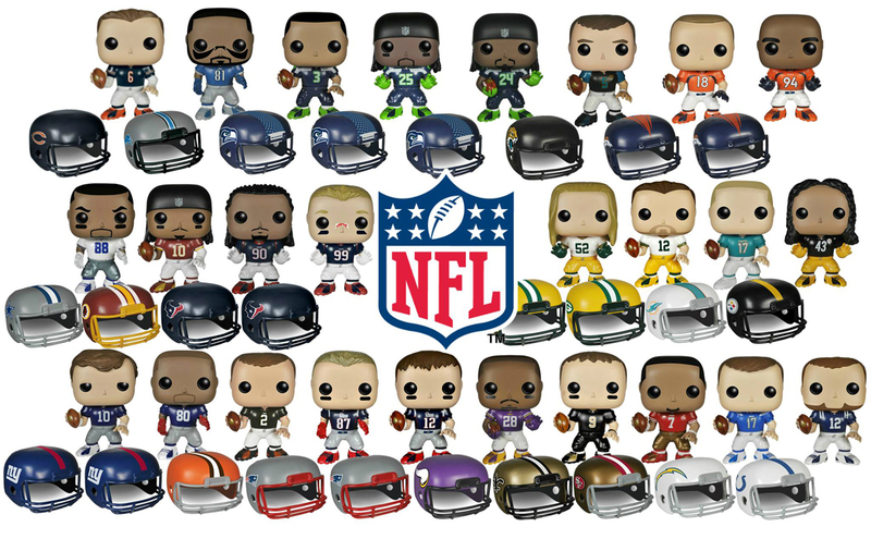 Nfl Action Figures Can Kick Off Your Football Collection