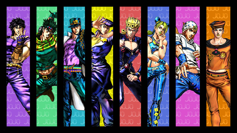 Everything You Should Know About JoJo's Bizarre Adventure