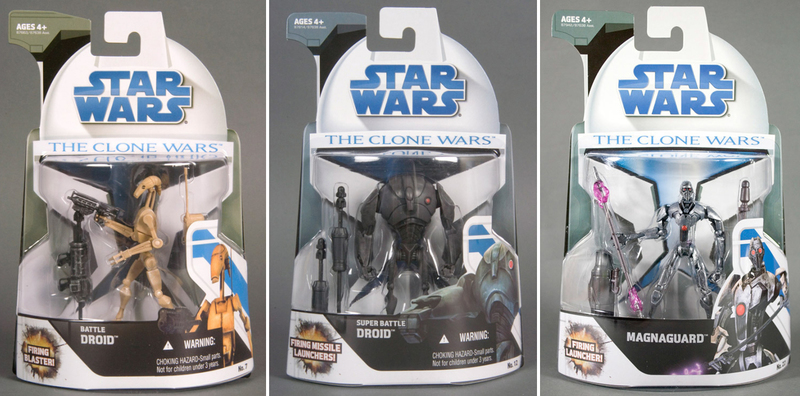 Star Wars The Clone Wars Toys : Dig into the history of star wars clone toys