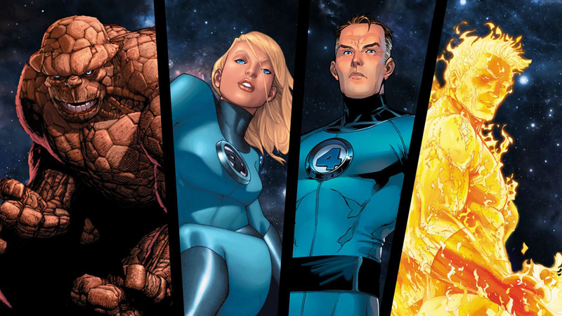 Image result for the fantastic four
