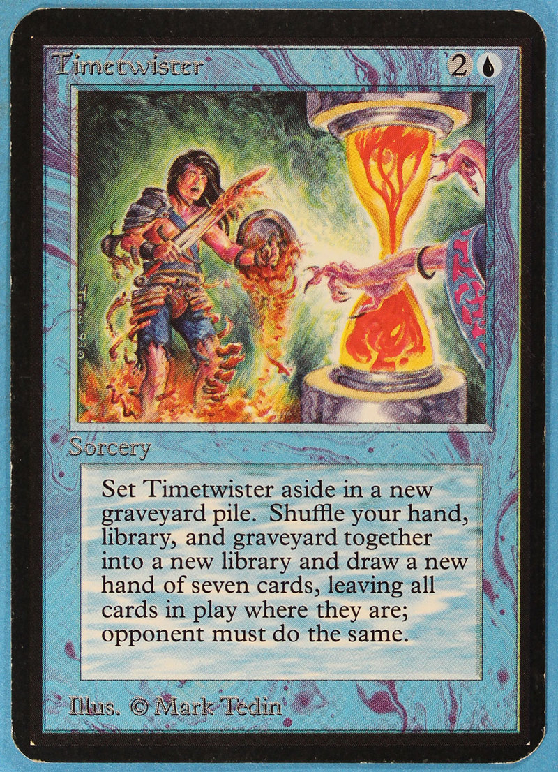 The 10 Rarest Magic: The Gathering Cards by Chuck Moore ...