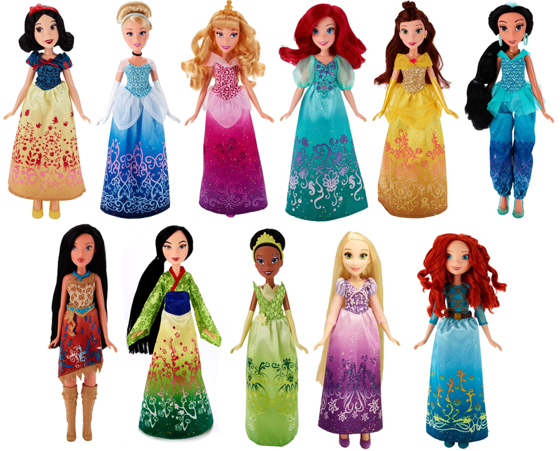 hasbros disney princess dolls are redefining expectations - Disney Princess Art And Activity Collection