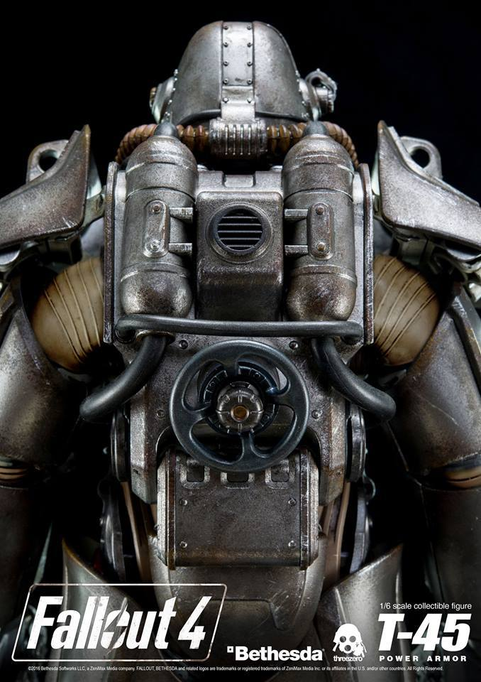 fallout 4 how to set up power armor