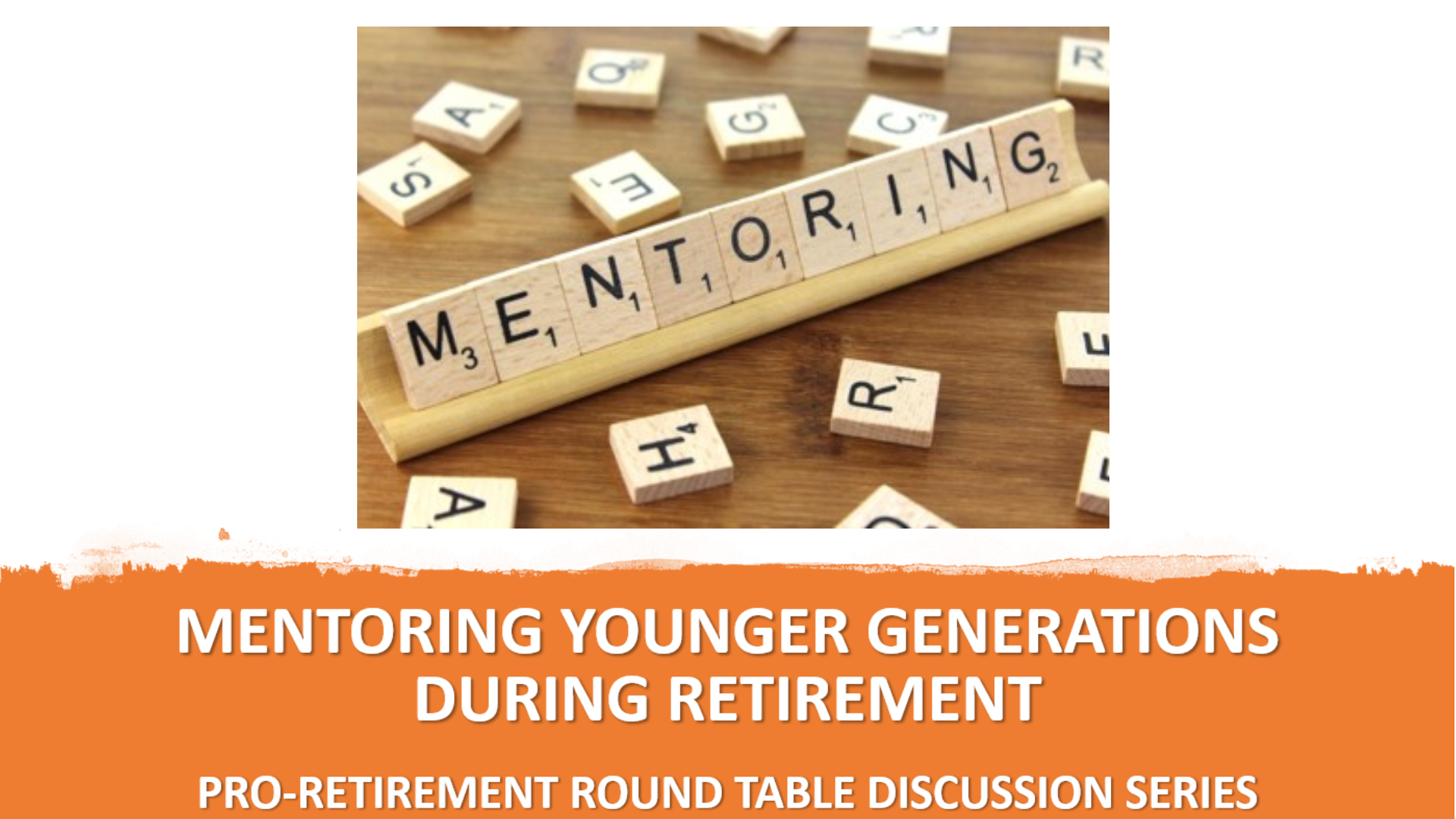 Mentoring Younger Generations During Retirement