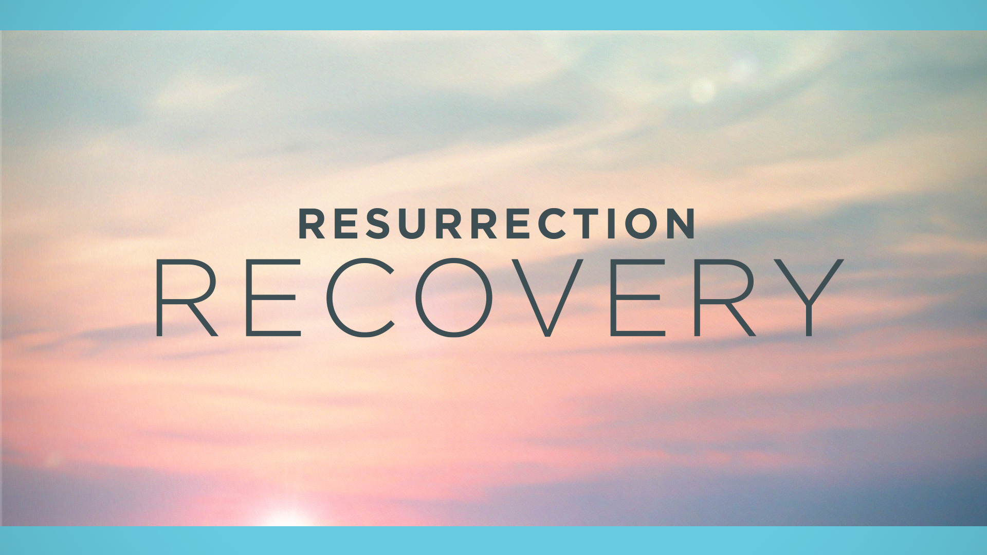 12-Step Young Adult Recovery Group