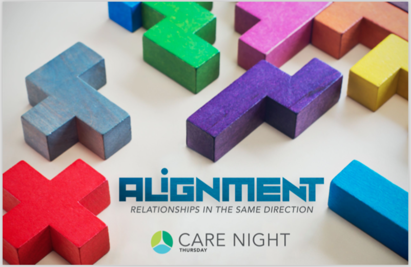 Alignment: Relationships in the Same Direction