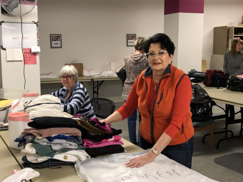 Clothing and More Ministries Volunteer Opportuntites