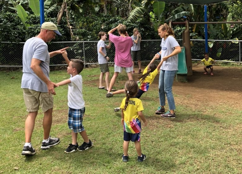 Costa Rica Multi-Generational Serve Trip: June 28 - July 6, 2019