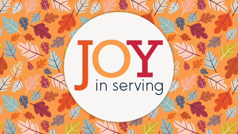 Donate to JOY in Serving
