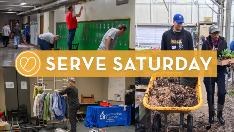 Serve Saturday