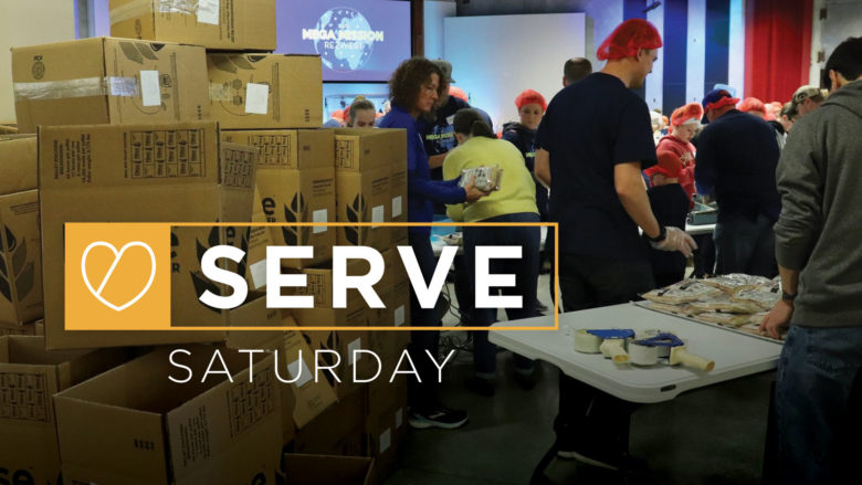 Serve Saturday - Resurrection West