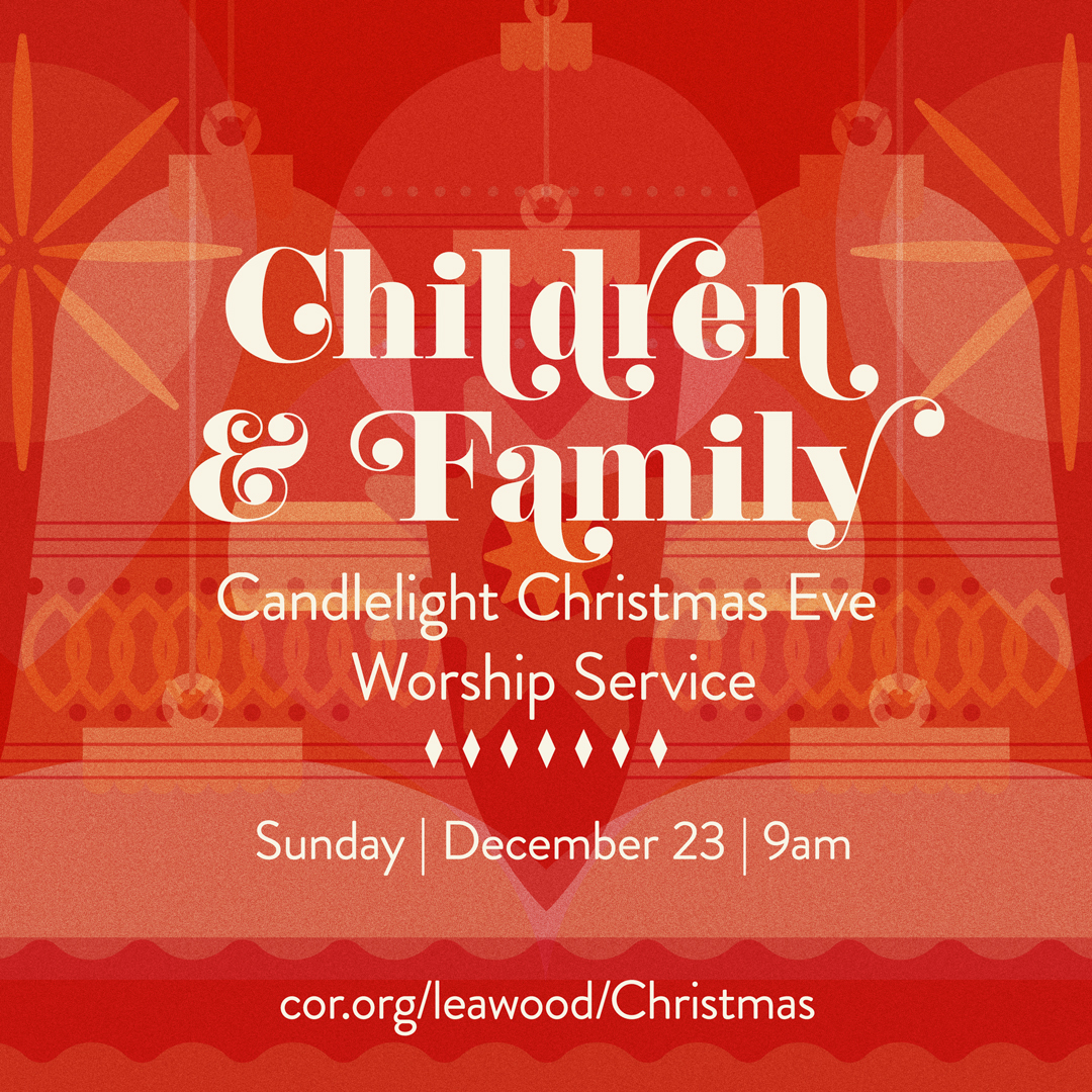 Christmas Eve Family Service Graphic