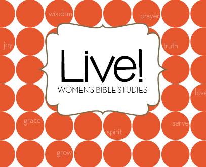 Live Bible Study (Women's Ministry)