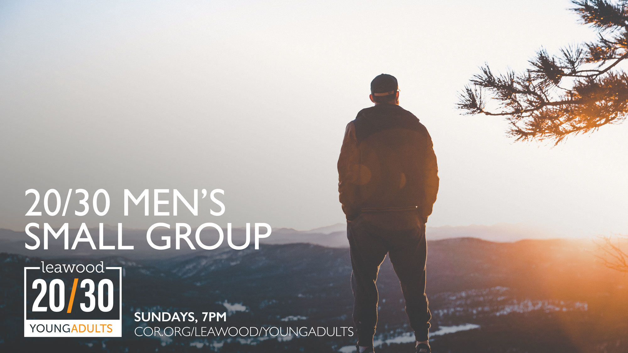 20/30 Men's Small Group