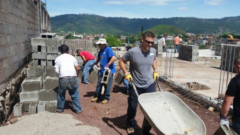 Honduras Men's Serve Trip:  April 17-24, 2021
