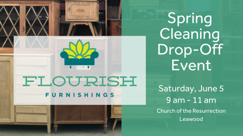 Spring Cleaning Drop-Off: Saturday, June 5