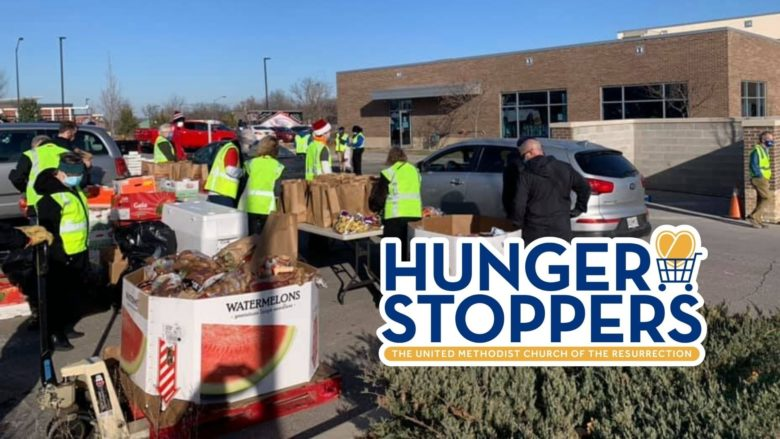 Hunger Stoppers Mobile Food Distribution