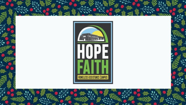 Hope Faith: Winter Warmth Wishlist (No Contact Opportunity)