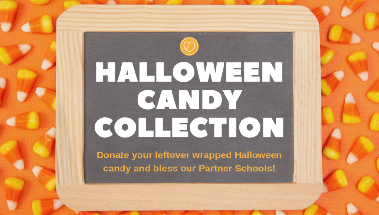 Leftover Candy Donations - Friday, November 6